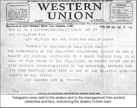 Telegram from Chinese Theater